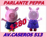 PARLANTE PEPPA $270 OFERTA!!!!!