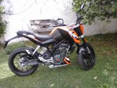 Vendo KTM DUKE 200cc
