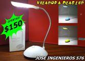 LAMPARA LED A PILAS $150 OFERTA!!!!