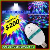 FOCO BOLICHERO LED $200 OFERTA!!!!!!