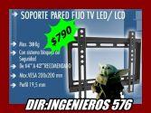 "SOPORTE FIJO PARA TV HASTA 42"" $790 SUPER OFERTA!!"
